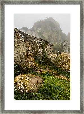 Mystic Mountain Framed Print by Marco Oliveira
