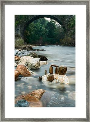 Mystic River I Framed Print by Marco Oliveira