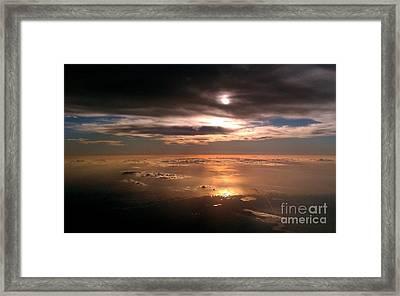 Mystical Flight I Framed Print