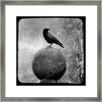 Mystical Globe Framed Print by Gothicrow Images