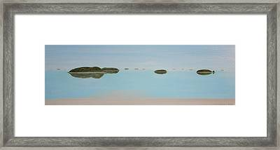 Mystical Islands Framed Print by Tim Mullaney