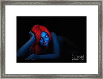Mystique Framed Print by Traven Milovich
