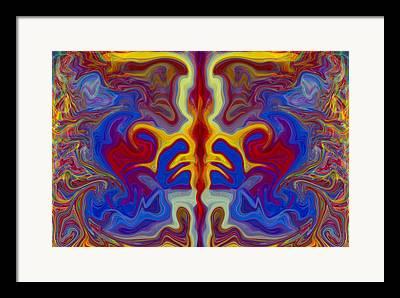 Yakima Valley Mixed Media Framed Prints