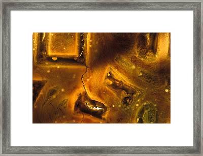 Na Nineteen Framed Print by Kika Pierides