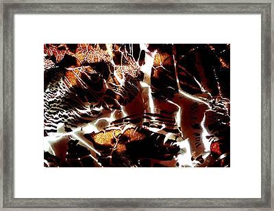 Na Seventy Two Framed Print by Kika Pierides