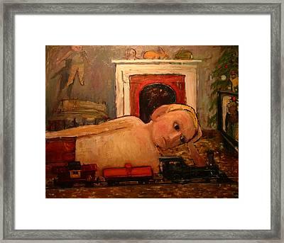 Na027 Framed Print by Paul Emory