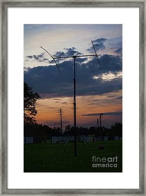 Na1rl Field Day Framed Print