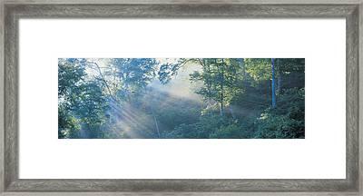 Nagano Japan Framed Print