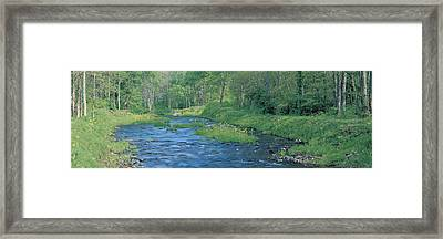 Nagase River Bandai Kogen Fukushima Framed Print by Panoramic Images