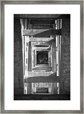 Naive Framed Print