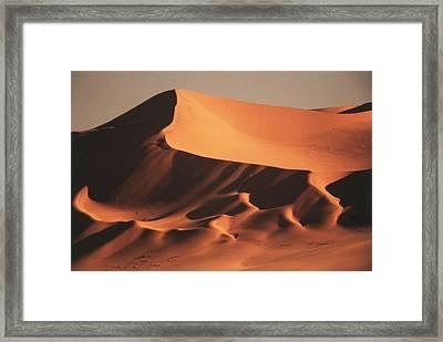 Namibia, Namib-naukluft National Park Framed Print by Stuart Westmorland