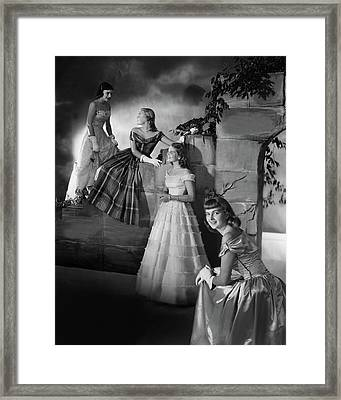 Nancy Tuckerman Framed Print