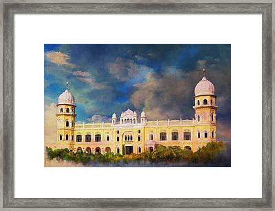 Nankana Sahib Framed Print