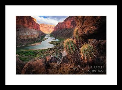Scenic America Framed Prints