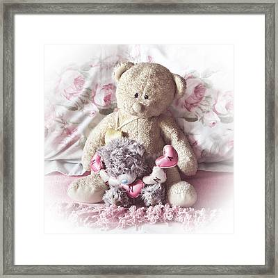 Nanna Framed Print by Sharon Lisa Clarke