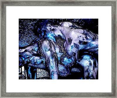 Nano Molto Framed Print by Bob Bienpensant