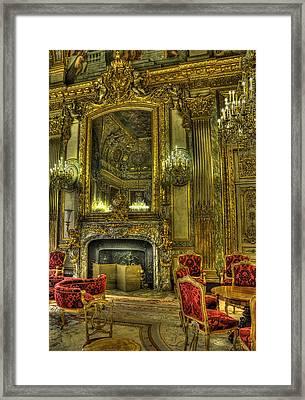 Napoleon IIi Room Framed Print