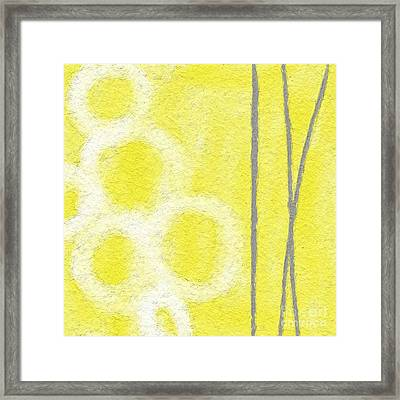 Narcissus Framed Print by Linda Woods