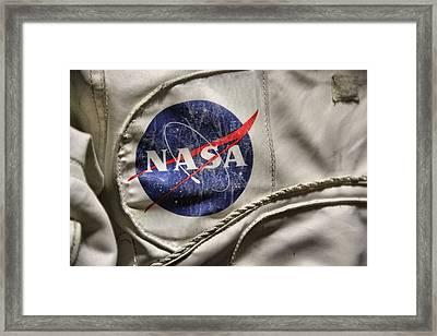 Nasa Framed Print by Dan Sproul