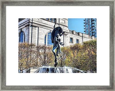 Nashville Framed Print by Dan Sproul