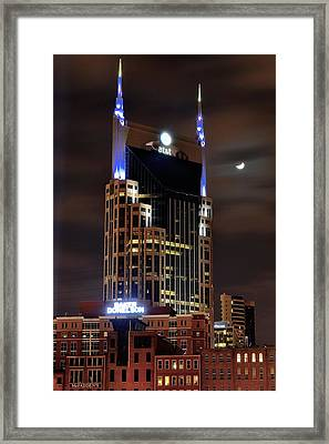 Nashville Framed Print by Frozen in Time Fine Art Photography