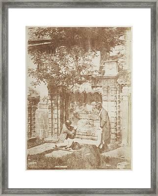 Nasmyth's Tomb Framed Print