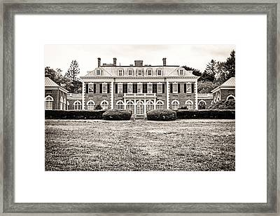 Nassau County Museum Of Art Framed Print