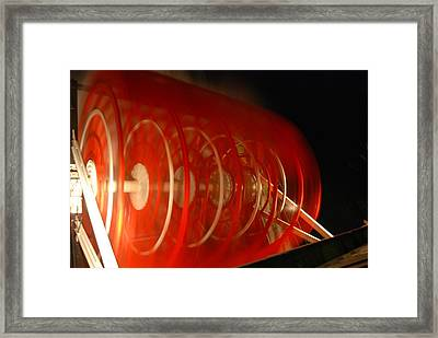 Natchez Paddlewheel Framed Print
