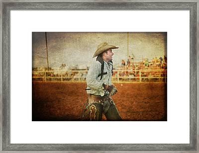 Nate Hardy  Framed Print