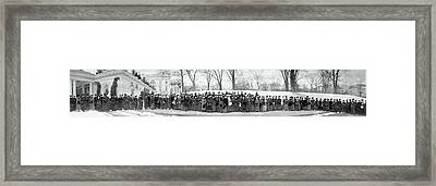 National Association Opposed To Woman Framed Print