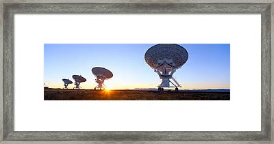 National Astronomy Observatory Framed Print by Panoramic Images
