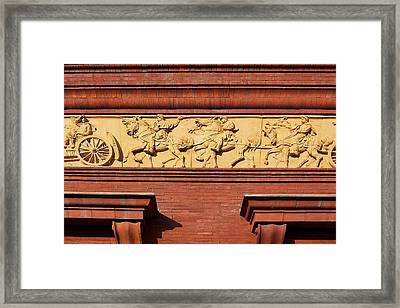 National Building Museum #3 Framed Print