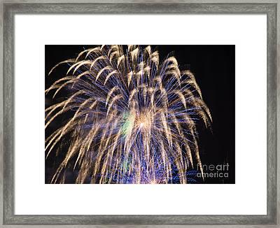 National Day1 Framed Print by Bruno Santoro