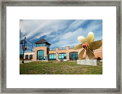 National Museum Of The Great Lakes Framed Print by Jim West