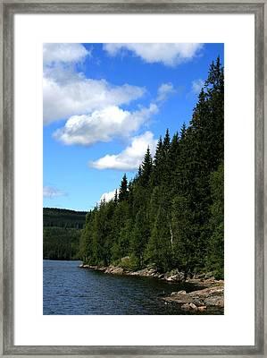 National Park Framed Print