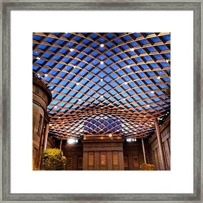 National Portrait Gallery Framed Print by Toni Martsoukos