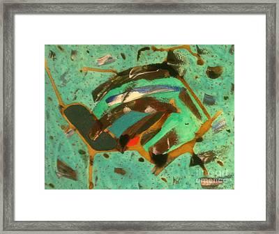 Native Sw Constellation Framed Print