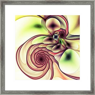 Natural Framed Print by Anastasiya Malakhova