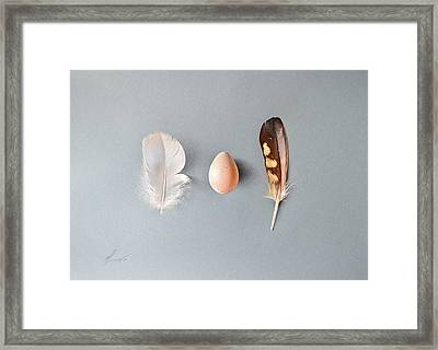Natural Beauty Framed Print by Elena Kolotusha
