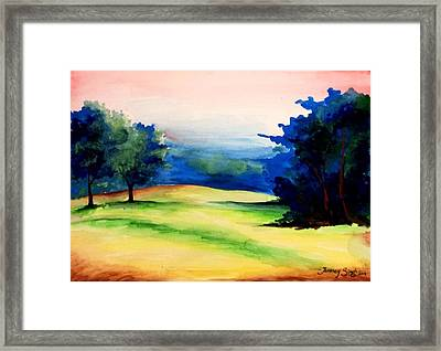 Natural Beauty Framed Print by Tanmay Singh