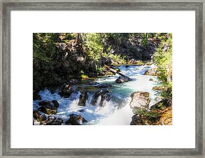Natural Bridges Framed Print by Melanie Lankford Photography