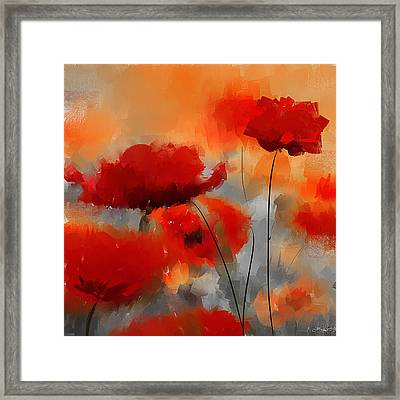 Natural Enigma Framed Print