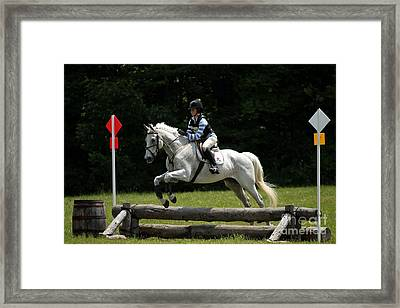 Natural Eventers Framed Print