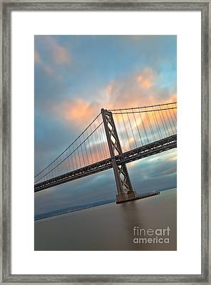 Framed Print featuring the photograph Natural Firework by Jonathan Nguyen