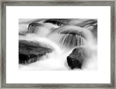 Natural Flow Framed Print