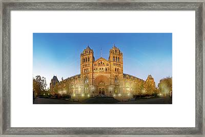 Natural History Museum Framed Print by Natural History Museum, London
