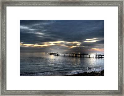 Natural Light Show Framed Print