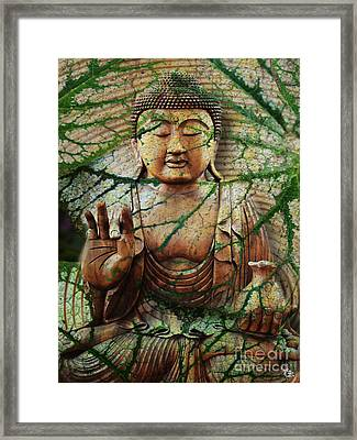 Natural Nirvana Framed Print