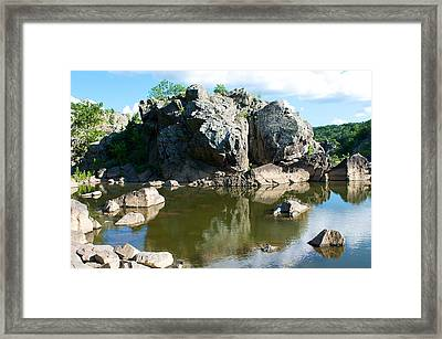 Natural Peace Framed Print