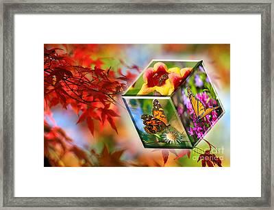 Natural Vibrance Framed Print